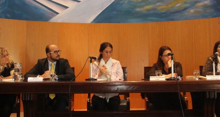 Silvina P. Maesa, Arturo Bianchi Clement, María Cecilia Serrano, María Guadalupe Lata y Paula Imbrogno