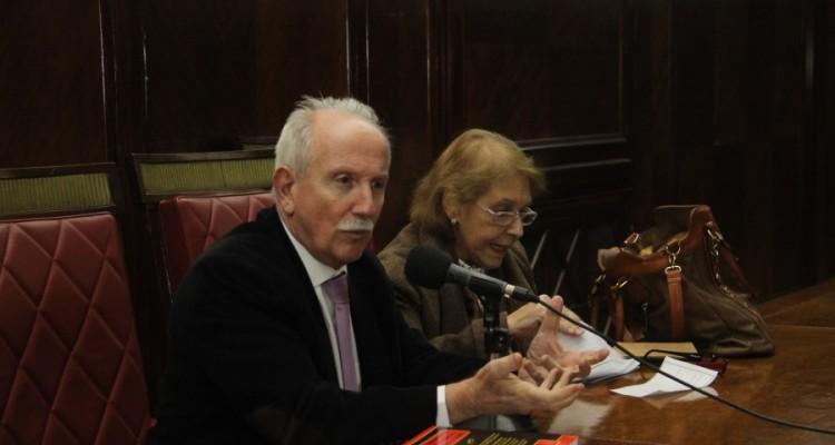 Jorge Kielmanovich y Marta Mattera