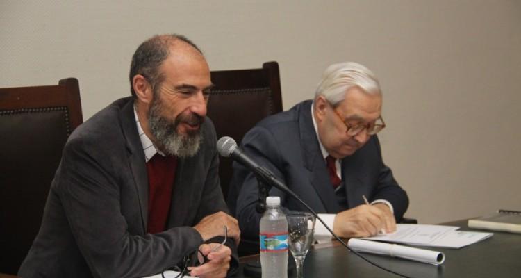 Diego Duquelsky y Ricardo A. Guibourg