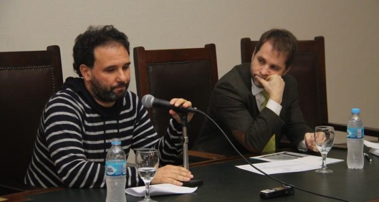 Ezequiel Nino e Iván Tolnay