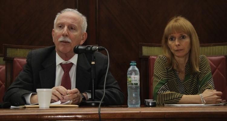 Jorge Kielmanovich y Marcela Somer