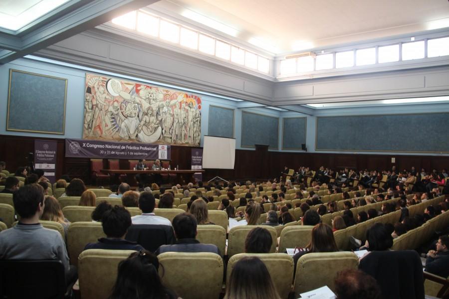 X Congreso Nacional de Práctica Profesional