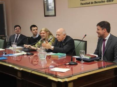 Martín Testa, Facundo Canosa, Lidia M. R. Garrido Cordobera, Jorge Enrique Bonavera y Sergio Sebastián Barocelli
