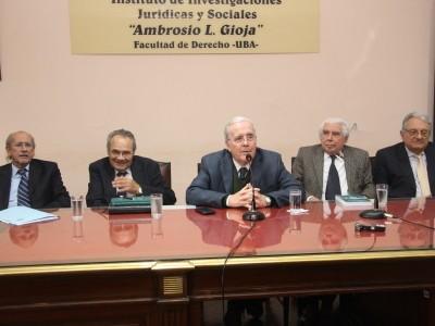 Néstor Vicente, Cayetano Póvolo, Tulio Ortiz, Carlos Alberto Etalay Carlos Ferré