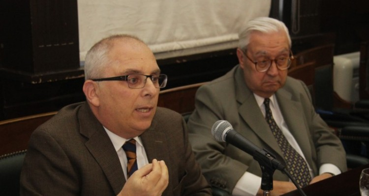 Horacio Spector y Ricardo Guibourg