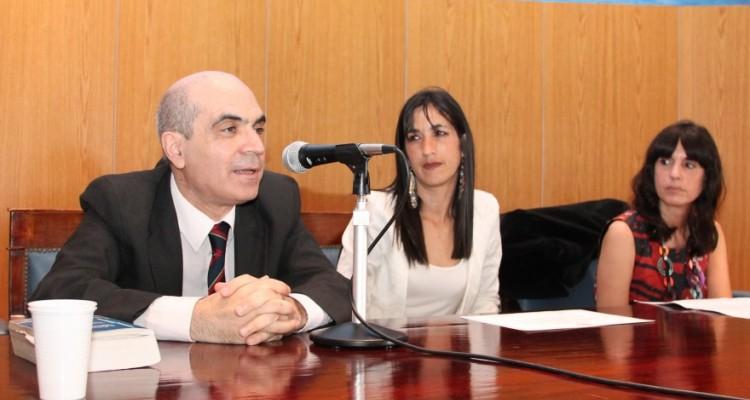 Néstor E. Solari, Natalia Torres Santomé y María Victoria Famá