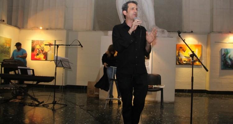 Stand-up por Fernando Quintans y Claudia Panno
