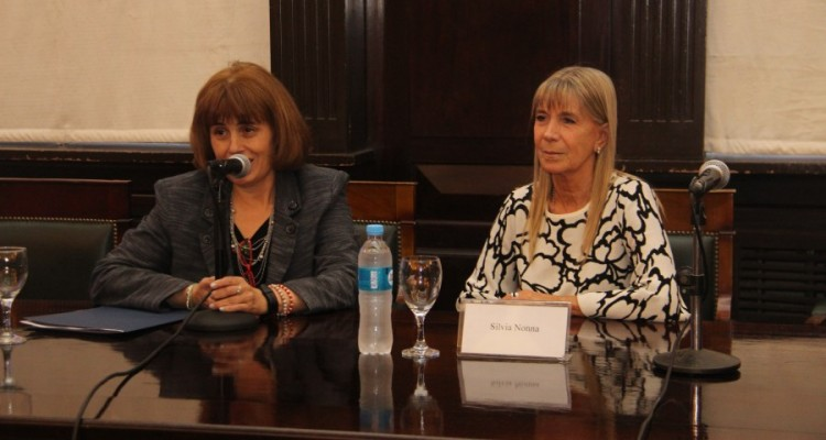 Sandra C. Negro y Silvia Nonna
