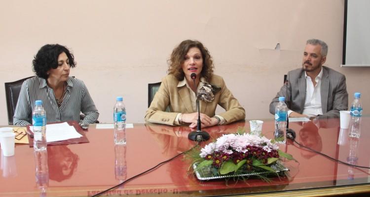 Alicia Leonardi, Isolina Dabove y Ricardo Iacub