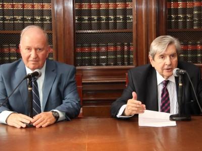 Daniel Sabsay y Alberto Bueres