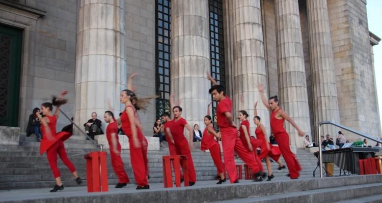 Ballet Casta Diva, dirigido por Mónica Fracchia
