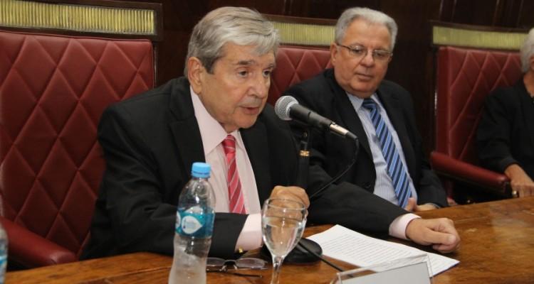 Alberto J. Bueres y Alberto Barbieri