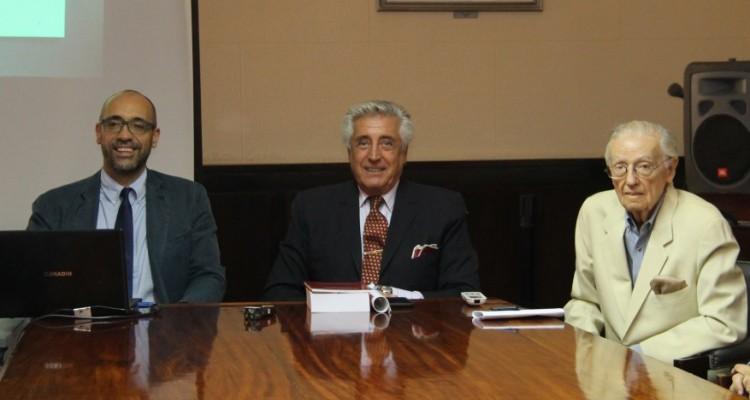 Daniele Vattermoli, Daniel R. Vítolo y Ariel A. Dasso