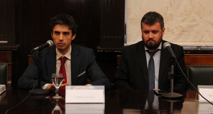 Guido Croxatto y Matías Bailone