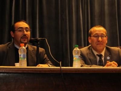 Rodrigo Raskovsky y Miguel Abel Souto