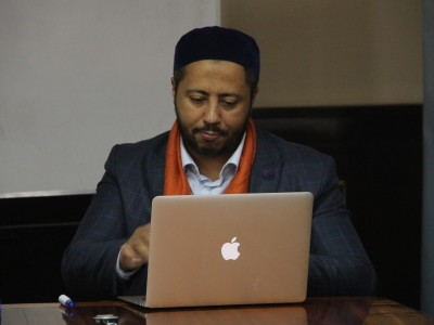 Sheikh Lyes al Marzougui