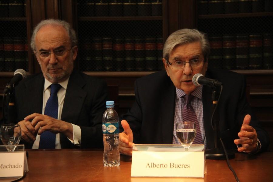 Santiago Muñoz Machado y Alberto J. Bueres