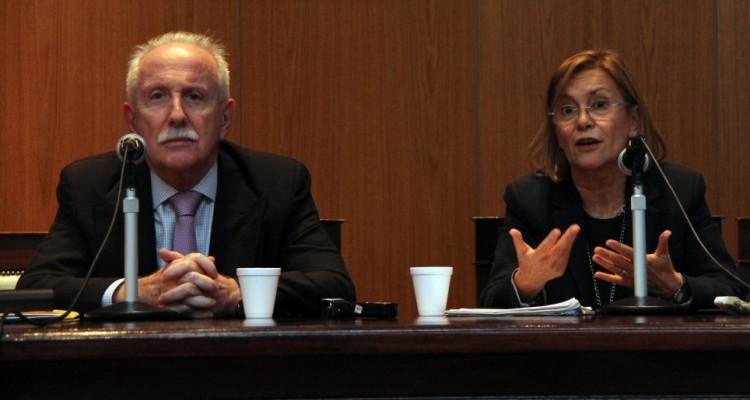 Jorge L. Kielmanovich y Mabel de los Santos