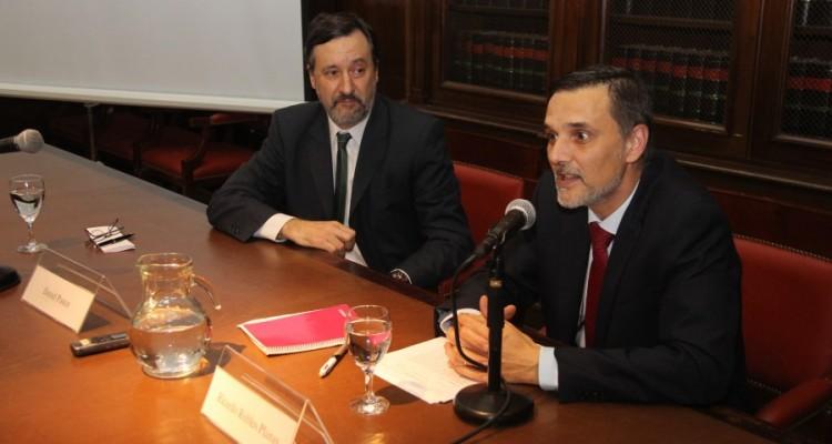 Daniel Pastor y Ricardo Robles Planas