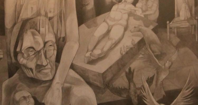 Exposición individual de Matías Sierralta