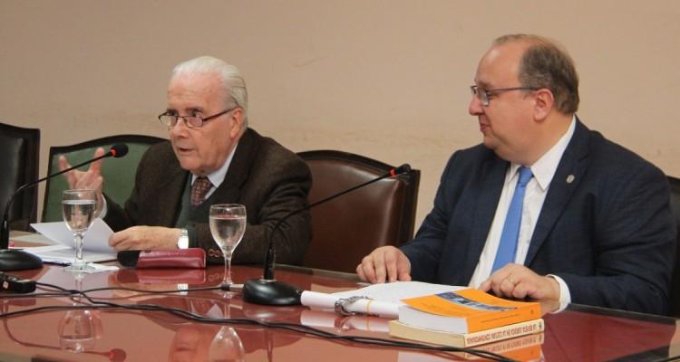Tulio Ortiz y Juan Carlos Frontera