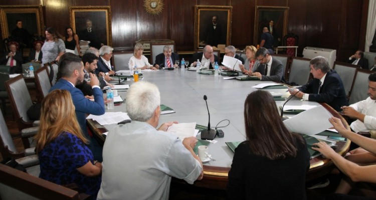 Consejo Directivo de la Facultad de Derecho