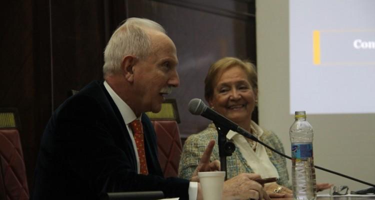Jorge L. Kielmanovich y Martha Gómez Alsina