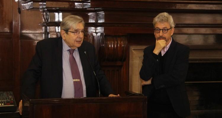 Alberto J. Bueres y Horacio Corti