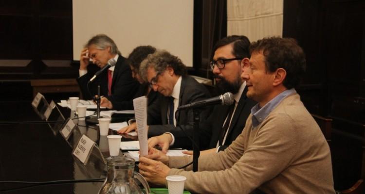 Fernando Díaz Cantón, Mary Beloff, Macos Salt, Rubén Alderete Lobo y Leonardo Pitlevnik