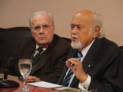 Tulio Ortiz y Horacio Sanguinetti