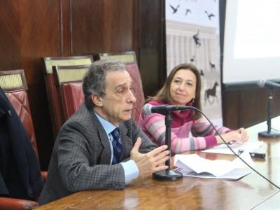 Claudio Kiper y Andrea L. Gastron
