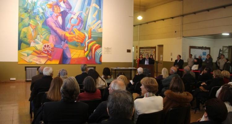 Conmemoración del Centenario de la Reforma Universitaria