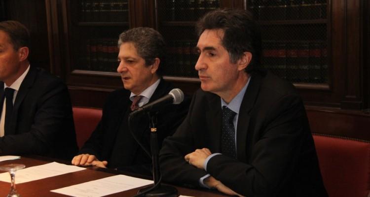 Marcelo Alegre y Yann Lorvo