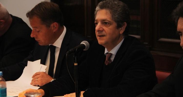 Sébastien Touzé y Marcelo Alegre
