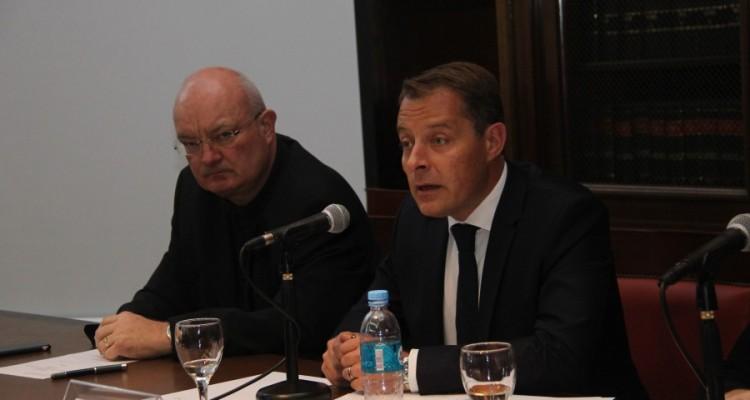 Jörg Dehnert y Sébastien Touzé