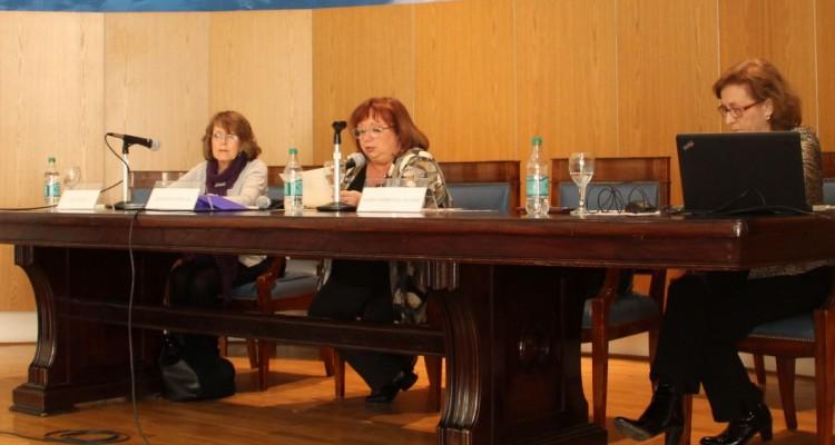 Anne Martin, Beatriz Rodriguez y María Herminia Alonso