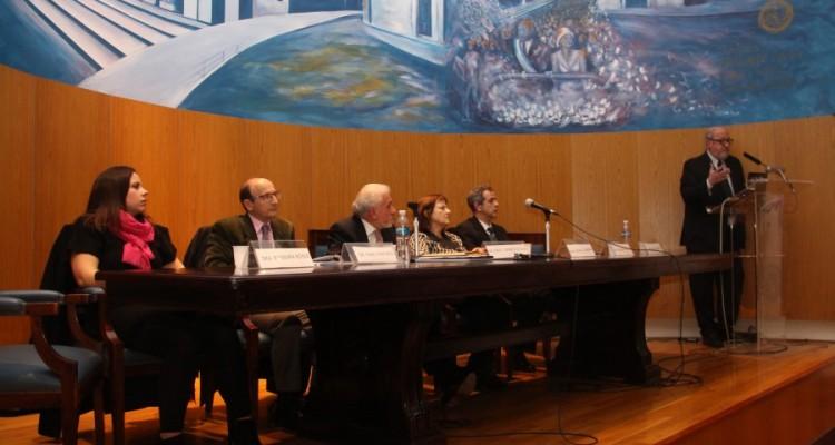 Bárbara Rosso, Fabio Cantafio, Jorge Carlos Berbere Delgado, María Elisa Barone, Eduardo Butori y Pablo Vadori