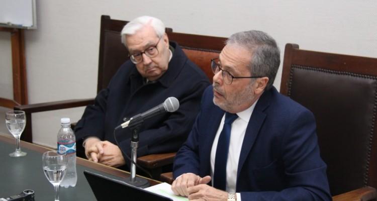 Ricardo Guibourg y Hugo Zuleta