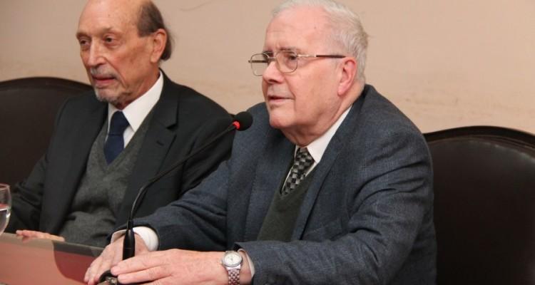 Jorge Sáenz y Tulio Ortiz