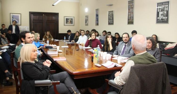 """Seminario permanente de lectura: """"Fundamentos del Derecho Penal"""""""
