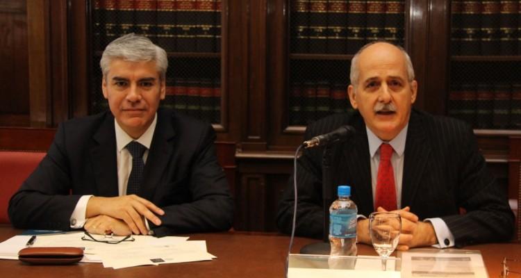 Eduardo Cordero y Guido Santiago Tawil
