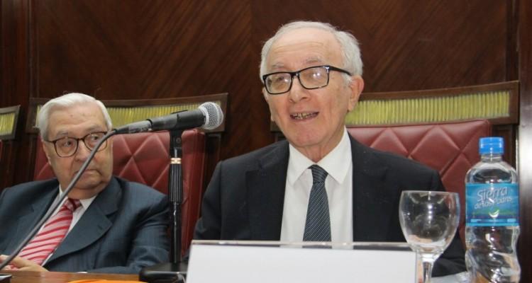 Con motivo de la visita del Prof. Luigi Ferrajoli para realizar varias actividades académicas en nuestra casa, el profesor Daniel R. Pastor lo entrevistó sobre un tema de actualidad en Argentina.