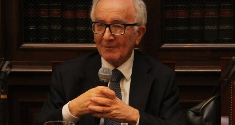 Luigi Ferrajoli (archivo de fotos de la Oficina de Comunicaciones).