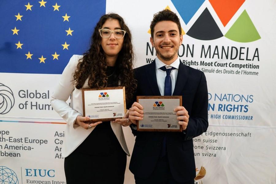 Magdalena Belén Rochi Monagas y Ezequiel Natan Steuermann Waibsnaider