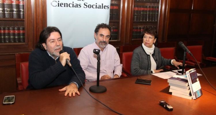 Ricardo Rabinovich-Berkman, José María Pérez Collados y Marta Biagi