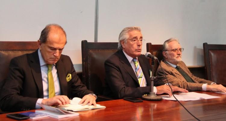 Eduardo M. Favier Dubois (h), Daniel Roque Vítolo y Ricardo A. Nissen