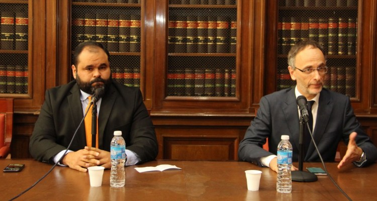 Ramsis Ghazzaoui y Carlos F. Balbín