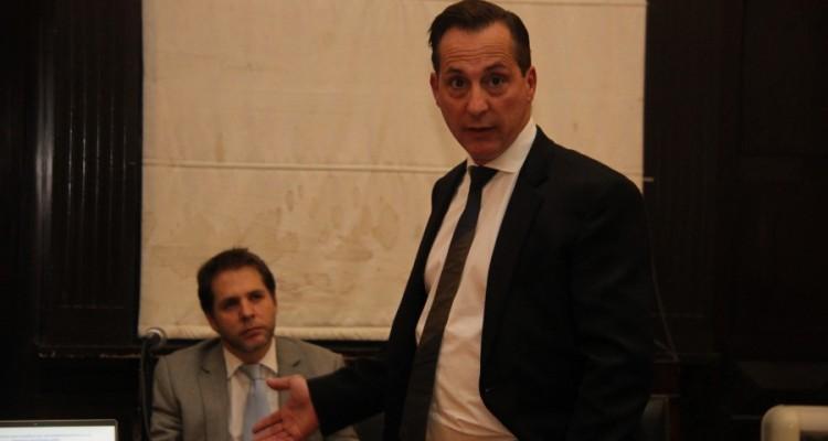 Iván Tolnay y Jorge Rodríguez