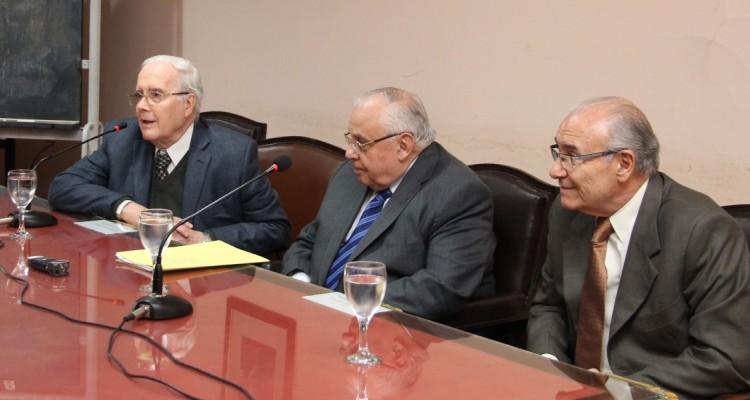 Tulio Ortiz, Juan Carlos Corbetta y Guillermo David San Martín