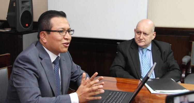 Oscar Zavala Gamboa y Miguel Ángel Maza